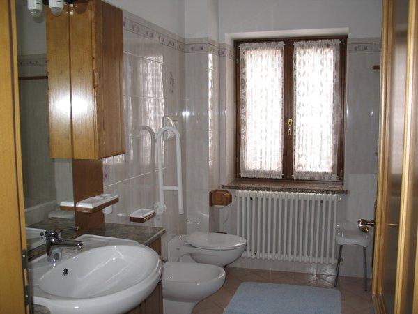 Foto del bagno Apartment Relax Natura