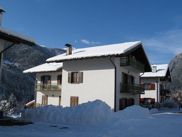 Foto invernale di presentazione Apartment Relax Natura