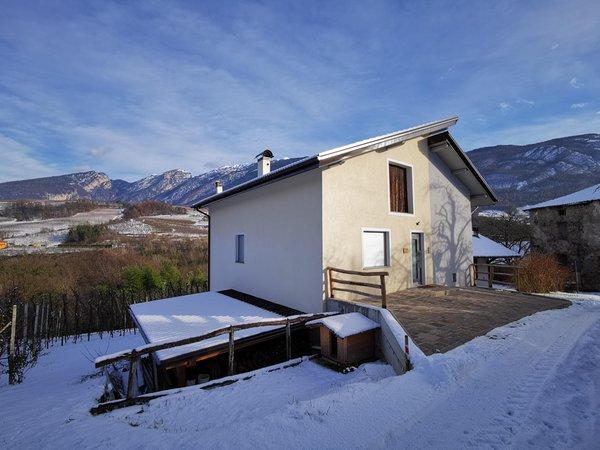 Foto invernale di presentazione Casa vacanze Residenza Antico Eremo
