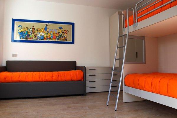 Foto della camera Casa vacanze L'Antico Eremo