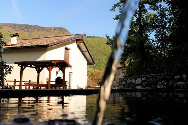 Foto esterno in estate L'Antico Eremo