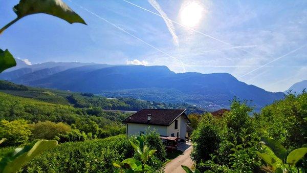 Aussicht Campodenno (Cles - Tuenno - Ton)