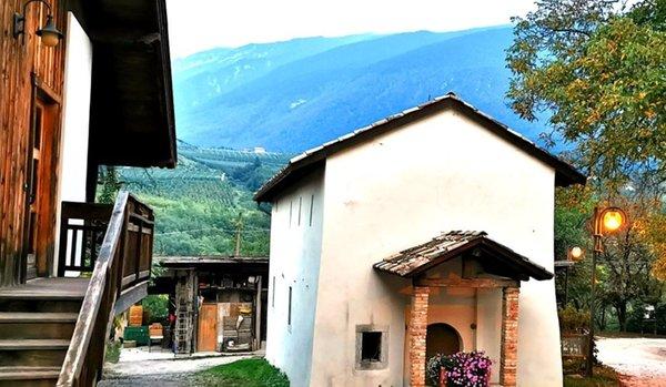 Foto Außenansicht im Sommer L'Antico Eremo