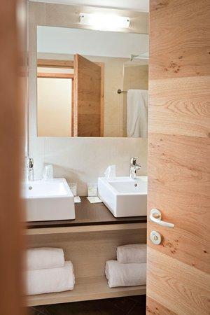 Foto del bagno Parc Hotel Miramonti