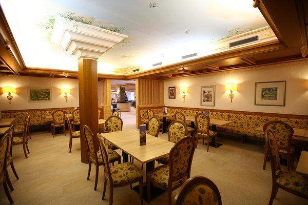 Das Restaurant Völs am Schlern Parc Hotel Miramonti