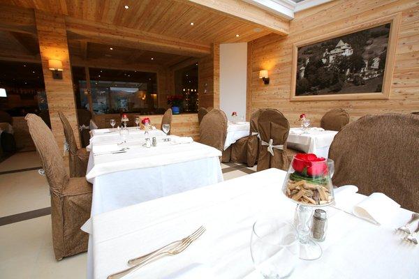 Il ristorante Fiè allo Sciliar Parc Hotel Miramonti