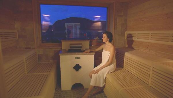 Foto der Sauna Völs am Schlern