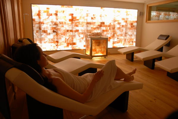Foto vom Wellness-Bereich Parc Hotel Miramonti