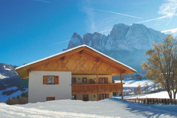 Winter presentation photo Mesnerhof - Rooms + Apartments in farmhouse 3 flowers