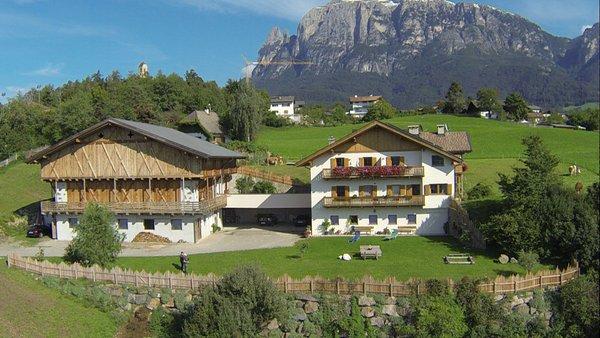 Lage Ferienwohnungen Stinerhof Fiè allo Sciliar