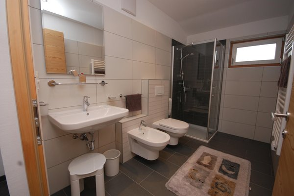 Foto del bagno Appartements Heidi
