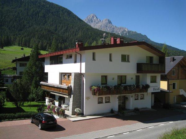 Foto estiva di presentazione Appartements Heidi - Appartamenti 2 soli