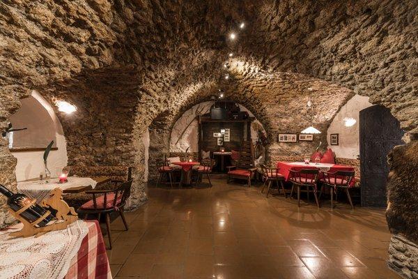 Das Restaurant Innichen Cavallino Bianco