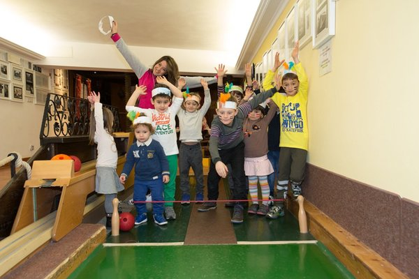 Das Kinderspielzimmer Hotel Weisses Rössl