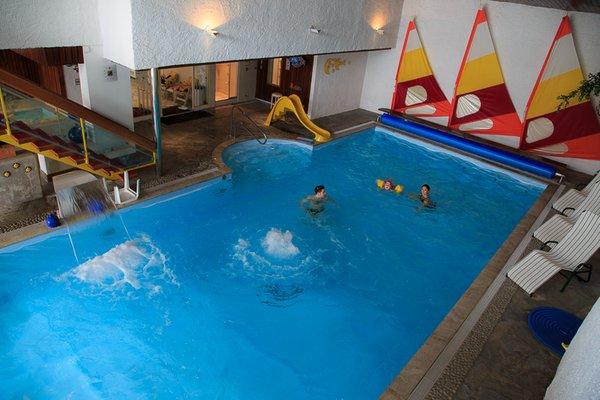 La piscina Cavallino Bianco - Hotel 4 stelle sup.