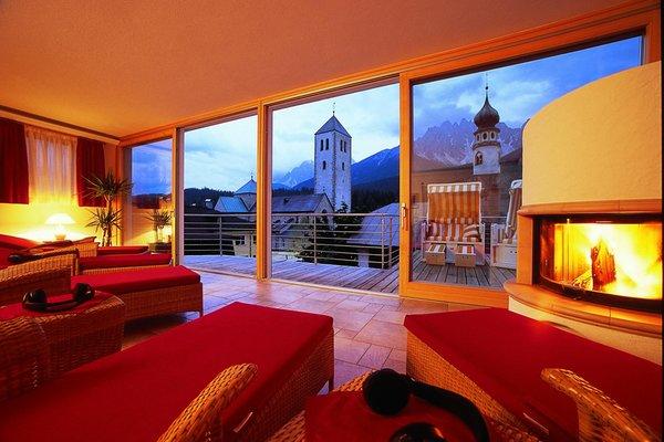 Le parti comuni Hotel Cavallino Bianco