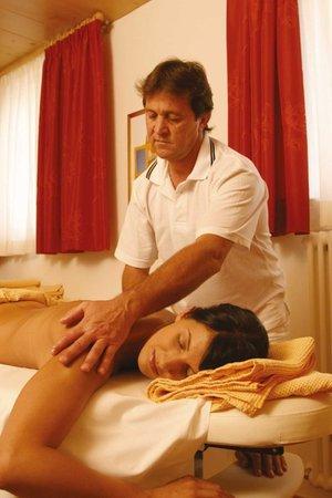 Foto vom Wellness-Bereich Hotel Weisses Rössl