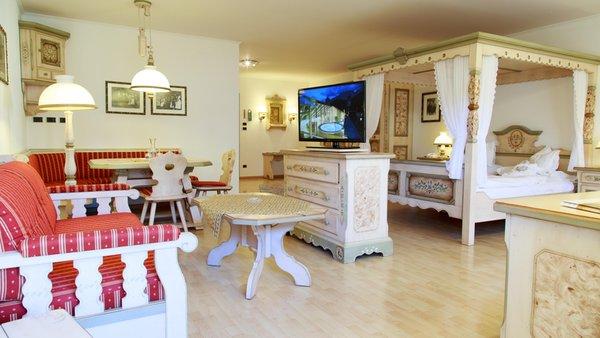 Foto della camera Hotel Cavallino Bianco