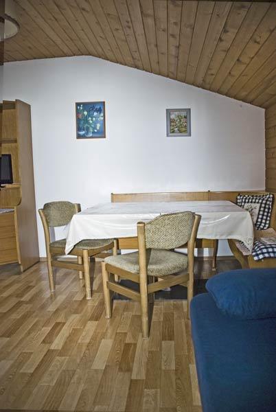 La zona giorno Rader-Hartl-Hof - Appartamenti 3 soli