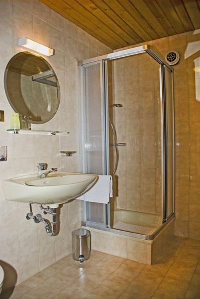 Foto del bagno Appartamenti Rader-Hartl-Hof