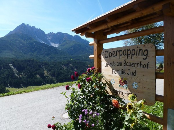 Logo Oberpappinghof