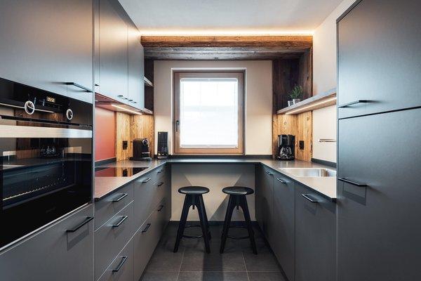 Foto della cucina Chalet Batacör