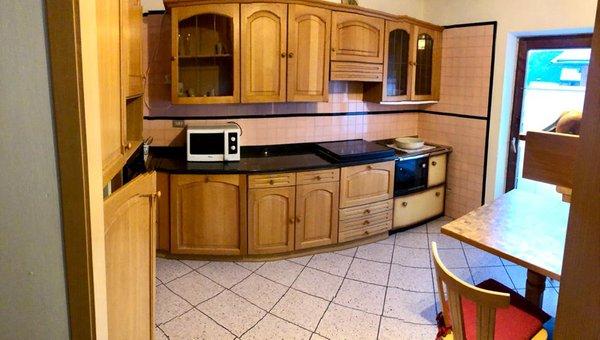 Foto della cucina Casa Bedovei