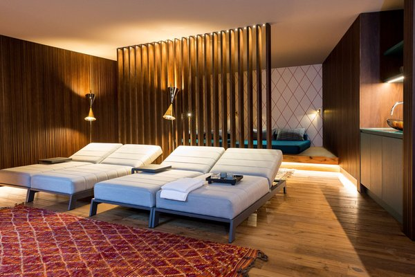 Foto vom Wellness-Bereich Residence Anton Luxury Stay