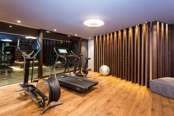Foto vom Fitness-Bereich Residence Anton Luxury Stay