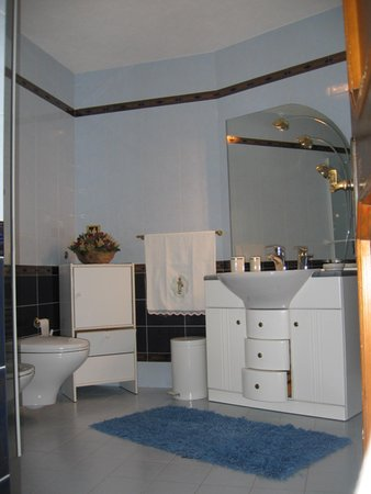 Photo of the bathroom Apartments Bassot Guerino