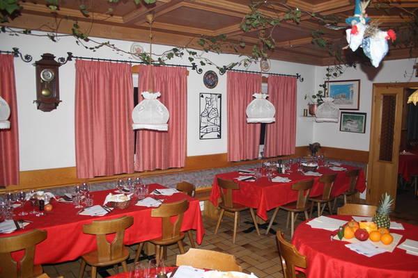 Il ristorante Arabba - Livinallongo del Col di Lana La Baita