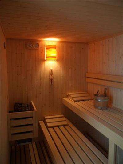 Foto della sauna Livinallongo del Col di Lana