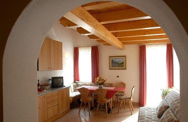 Der Wohnraum Residence Sella Ronda