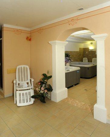 Foto vom Wellness-Bereich Residence Sella Ronda