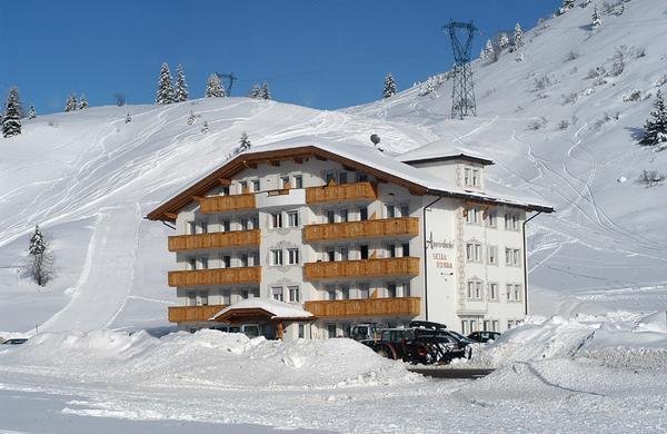 Winter Präsentationsbild Residence Sella Ronda