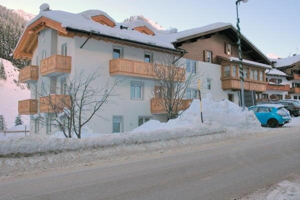 Foto invernale di presentazione Cesa Portados - Appartamenti