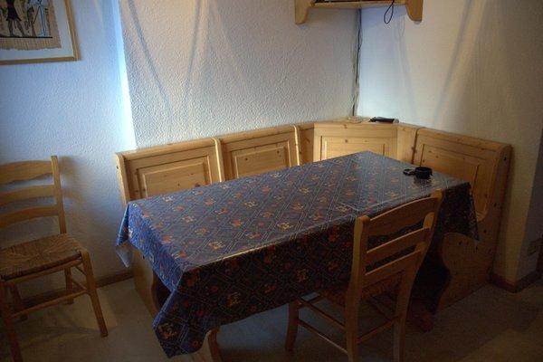 La zona giorno Cesa Portados - Appartamenti