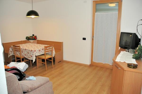 Il salotto Cesa Portados - Appartamenti