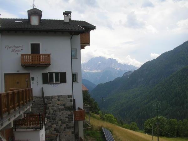 Foto estiva di presentazione Ploner Silvana - Appartamenti