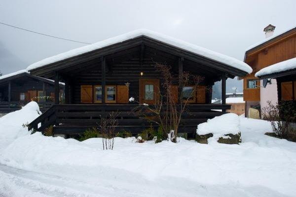 Foto invernale di presentazione Chalet Orse e Rose - Appartamenti