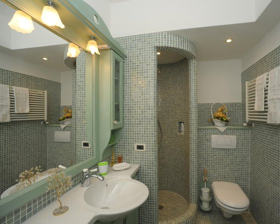 Photo of the bathroom Apartments Casa Piva