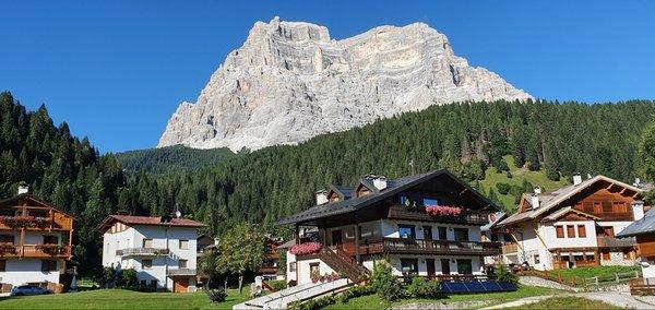 Lage Ferienwohnungen Casa Piva Val di Zoldo - Pecol