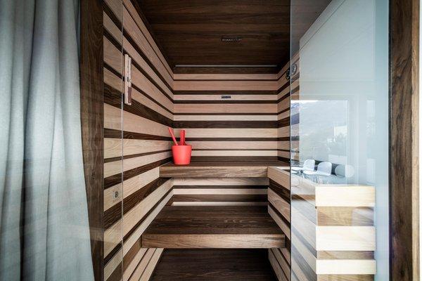 Photo of the sauna Trento