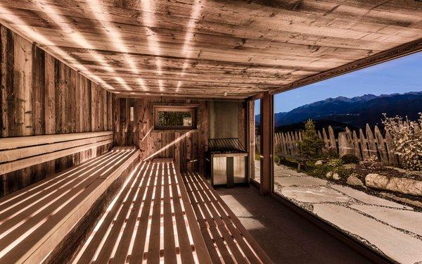 Foto della sauna San Lorenzo di Sebato
