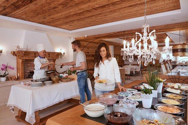 Il ristorante San Lorenzo di Sebato Mühlgarten