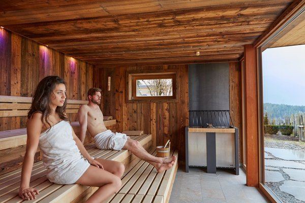 Foto der Sauna St. Lorenzen