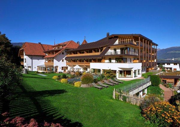 Foto estiva di presentazione Hotel Mühlgarten
