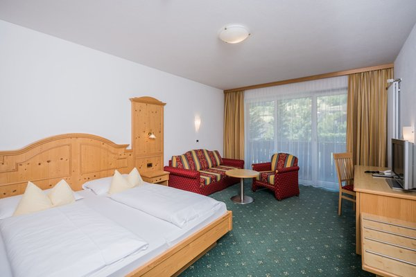 Photo of the room Hotel Alpenrose - Südtiroler Wirtshaushotel