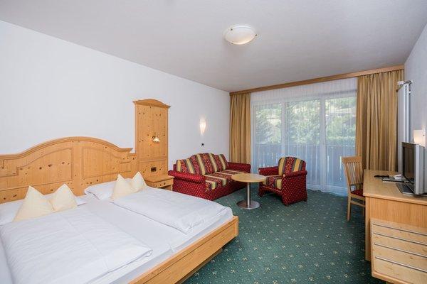 Foto della camera Hotel Alpenrose - Südtiroler Wirtshaushotel