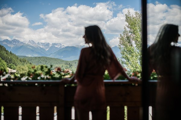 Foto del balcone Alpenrose - Südtiroler Wirtshaushotel